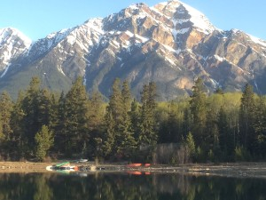 Jasper - Lake Shot 2